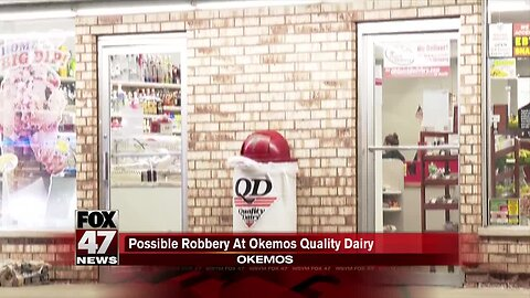 Possible robbery at QD in Okemos