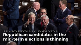 Poll Shows Mid-Term Outlook Brighter for GOP - Video