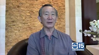 Dr. Yang Ahn treats Irritable Bowel Syndrome using Medical Acupuncture