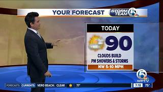 South Florida weather 6/23/18 - Video