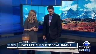 Healthy Super Bowl Snacks - Video
