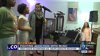 Fighting Addiction With Music
