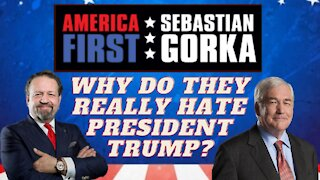 Why do they really hate President Trump? Lord Conrad Black with Sebastian Gorka on AMERICA First