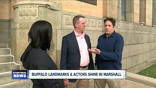 Local actors chime in on opening day of Marshall nationwide - Video