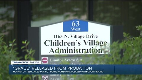 Oakland County 15-year-old jailed for not doing homework released from probation