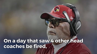 "Bruce Arians Is Retiring ""On His Terms"" - Video"