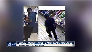 FBI offering $5,000 reward for info to catch Wisconsin serial robber - Video