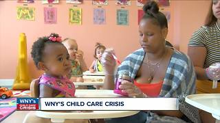 "WNY's Child Care Crisis - ""If we don't get it right. We will fail"""