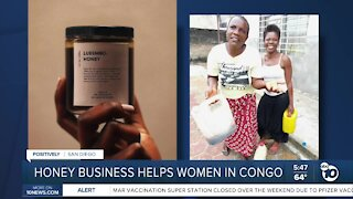 Honey business lifts Congolese women out of poverty