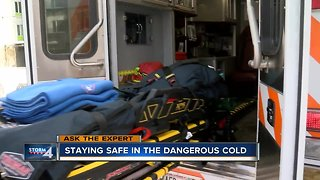 Ask the Expert: Cold weather dangers