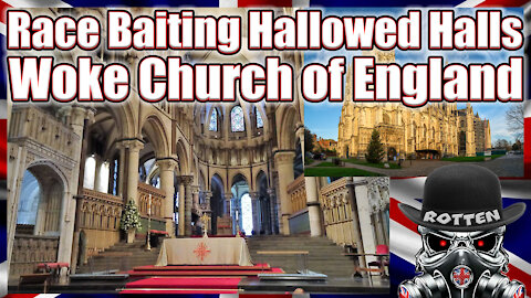 The New Norm? Race Baiting Church of England Bishop