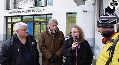 Jeff Wyatt Westminster Magistrates Court 8.2.21