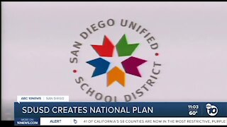 SDUSD outlines national school recovery plan