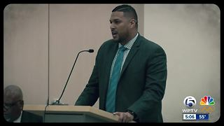 Former Riviera Beach City Manager Jonathan Evans to file lawsuit against the city - Video
