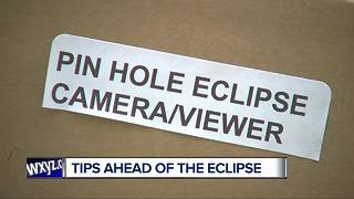 Tips ahead of the eclipse - Video