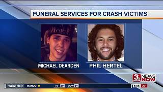 Funeral Tuesday for La Vista crash victim - Video