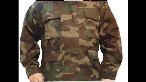 TruSpec Woodland BDU Coat Quick Look