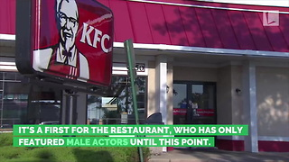 Well, Butter My Biscuits! Reba McEntire Named First Female KFC Colonel Sanders - Video