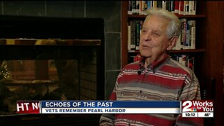 Echoes of the past - veterans remember Pearl Harbor