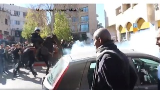 Israeli Security Forces Crack Down on New Protests in East Jerusalem - Video