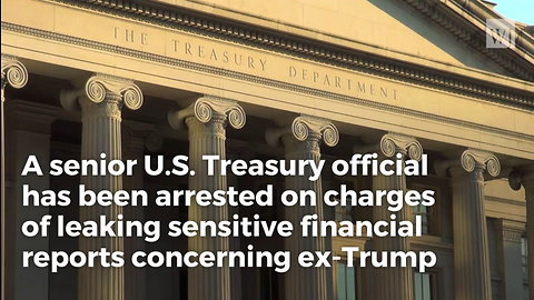 Treasury Official Charged with Leaking Confidential Reports on Trump Advisers to BuzzFeed