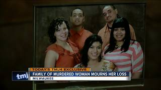 Family of murdered Milwaukee woman mourns her death
