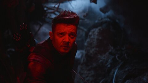 Jeremy Renner reflects on Avengers: Endgame's most difficult day to shoot
