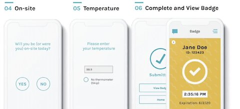 Covid symptom app causing stir among CCSD teachers