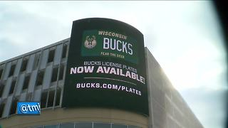 New Bucks parking structure now open - Video