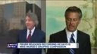 Fieger releases recording he says is Mike Morse's groping confession - Video