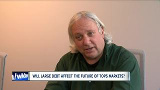 Tops Markets facing large debt - Video