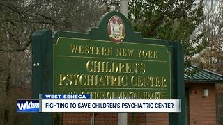 Cuomo vetoes bill to keep WNY Children's Psych Center in West Seneca - Video