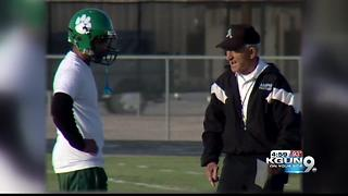 Legendary Amphi football coach Vern Friedli passes away - Video