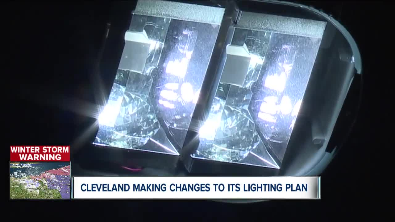 City changes to different LED light fixture after early frustrations