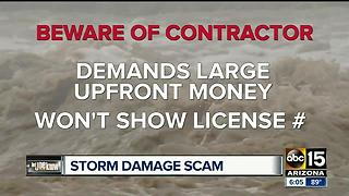 With monsoon in full swing, scammers are out trying to get you! - Video