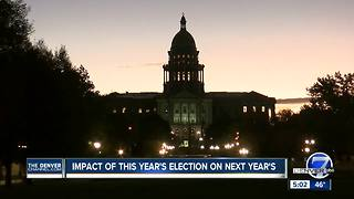 Election results prompt forward thinking in Colorado - Video