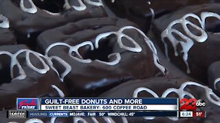 Sweet Beast Bakery makes guilt-free donuts
