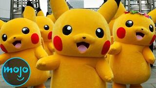 Top 10 Amazing Facts About Pikachu - Video