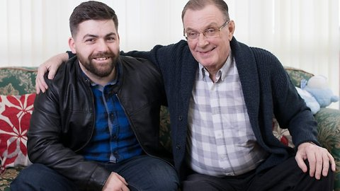 Former Soldier Who 'Died For 20 Minutes' Is Reunited With Man Who Saved Him After He Popped To Shops For Mushrooms