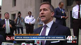MO special session still on after case dismissed - Video