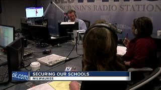 Leaders from local schools converse about school safety, gun control