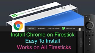 Chrome Browser: How To Install Chrome on Your Firestick