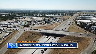Governor Little speaks on Idaho's transportation needs
