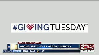 Donate to your favorite charity this #GivingTuesday - Video