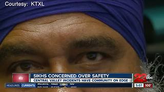 Sikh community members fearful after multiple attacks in Central Valley