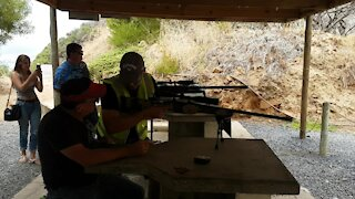 SOUTH AFRICA - Cape Town - Western Cape Firearms Festival (video) (tUS)