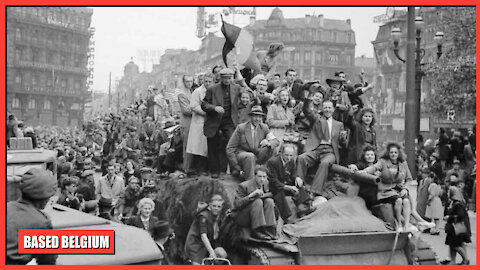 The Liberation of Brussels