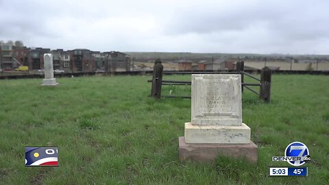 Town of Superior trying to preserve historic cemetery amid rapid growth
