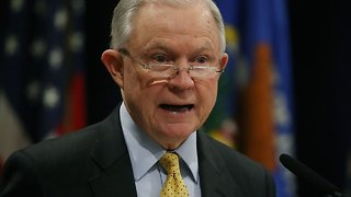 Sessions Calls Sheriffs' Role Part Of 'Anglo-American Heritage' - Video