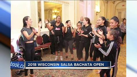 Sign up for the 2018 Wisconsin Salsa Bachata Open